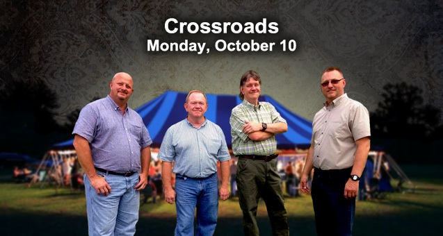 Community Tent Revival – Crossroads @ Camp Trinity
